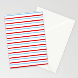 Mariniere and flag - Netherland Stationery Cards