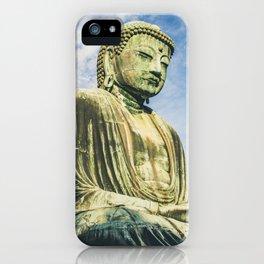 Daibutsu iPhone Case