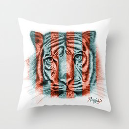 Prisoner Performer Throw Pillow