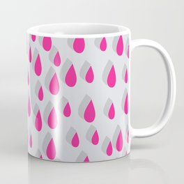 3D Water Drops II Coffee Mug