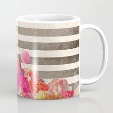 Vintage Floraline Mug