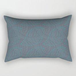 Tessellated Nature Rectangular Pillow