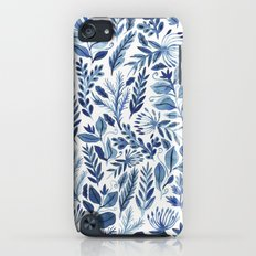 indigo scatter iPod touch Slim Case