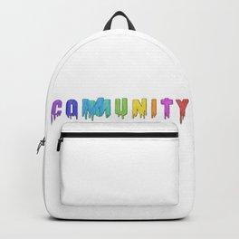 Community Paint Backpack