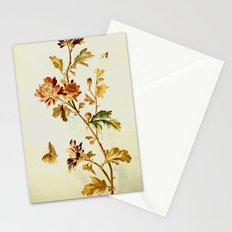 Chrysantheme Stationery Cards