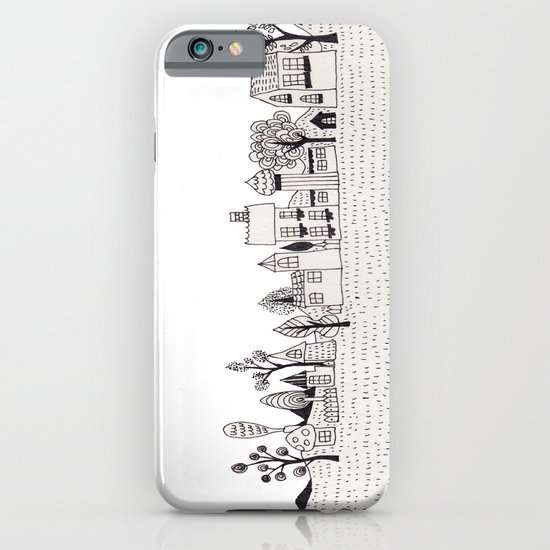 small village iPhone & iPod Case