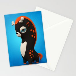 Dark Wippo Stationery Cards