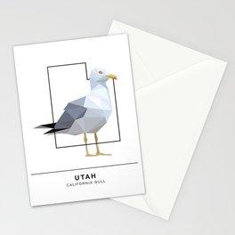 Utah – California Gull Stationery Cards
