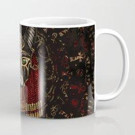 Bastet Egyptian Goddess Coffee Mug