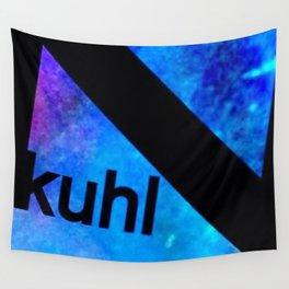 Kuhl Blue K Wall Tapestry