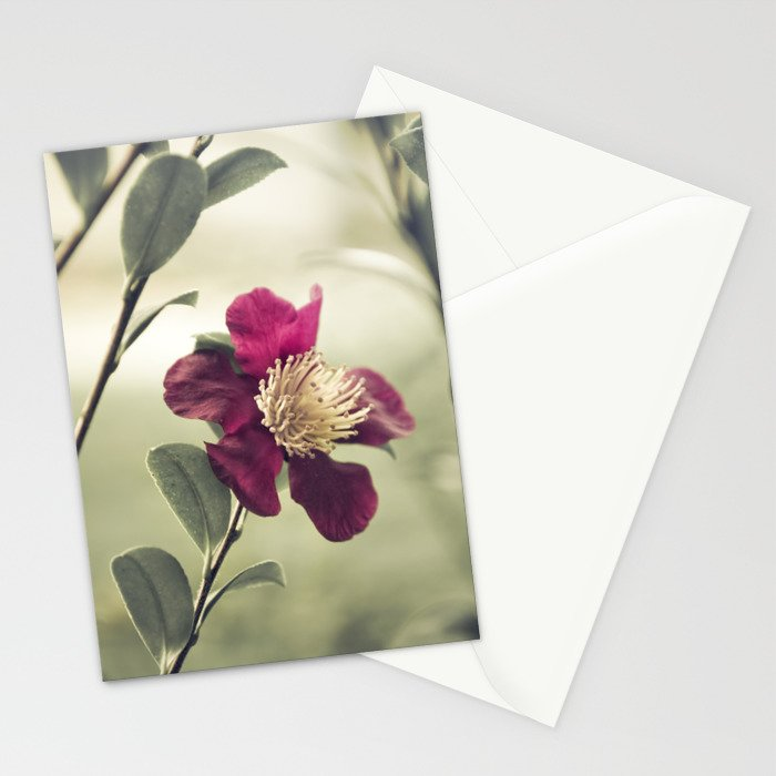 I feel fine Stationery Cards