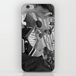The Showdown (Part 4: NYC) iPhone Skin