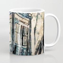 TARDIS from Doctor Who Coffee Mug