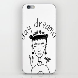 day dreamer iPhone Skin