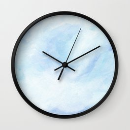 Warm Fall Days - Tropical Ocean Seascape Wall Clock
