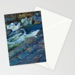 On route to Ucluelet on Vancouver Island, BC Stationery Cards