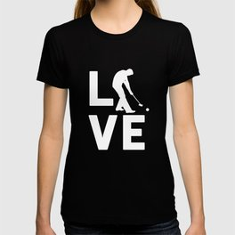 CROQUET  LOVE - Graphic Shirt T-shirt