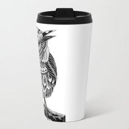 Prairie Warbler Travel Mug
