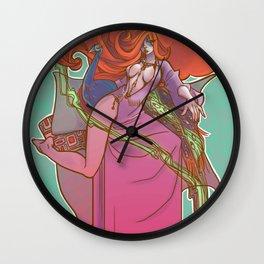 Circes the enchantress Wall Clock