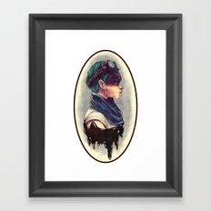 Imperator Furiosa Framed Art Print