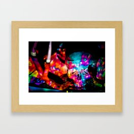 Modern Death Framed Art Print