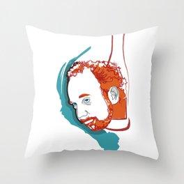 Paul Giamatti - Miles - Sideways Throw Pillow