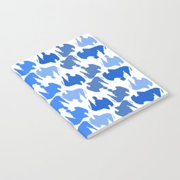 Buffalo Blues Notebook