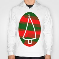discount Hoodies featuring In Christmas mood by Roxana Jordan