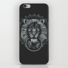 Stone Lion iPhone & iPod Skin