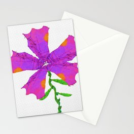 Strange Flora #001 Stationery Cards