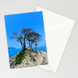 At the Brick of Loneliness Stationery Cards