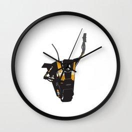 CLAPTRAP Wall Clock