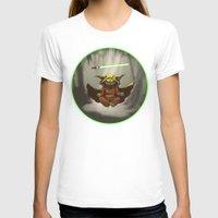 yoda T-shirts featuring Yoda by Marc Vuletich