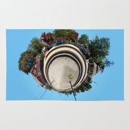 Planet Train Station Rug