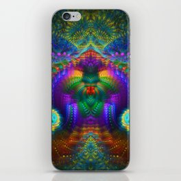 Mystical Envelopment iPhone Skin