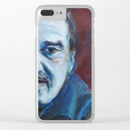 One Hundred Years of Solitude Clear iPhone Case