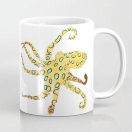 Blue-ringed Octopus (Octopussy) Coffee Mug