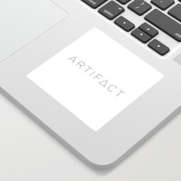 ARTIFACT LOGO Sticker