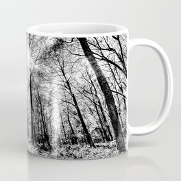 The Forests Sketch Coffee Mug