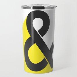 & poster Travel Mug