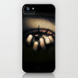 Out of Mein Eye iPhone Case