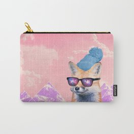 Fox at the rink Carry-All Pouch