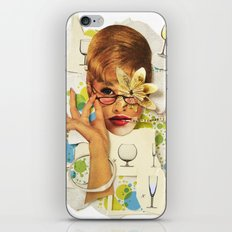 Blaise | Collage iPhone & iPod Skin