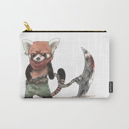 Panda Roux Barbare Carry-All Pouch