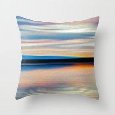 EVENING ROMANCE Throw Pillow