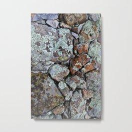 Mineral Rocks Metal Print
