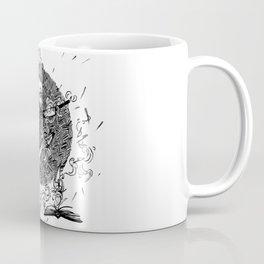 Plan n. 4 - Spell Coffee Mug