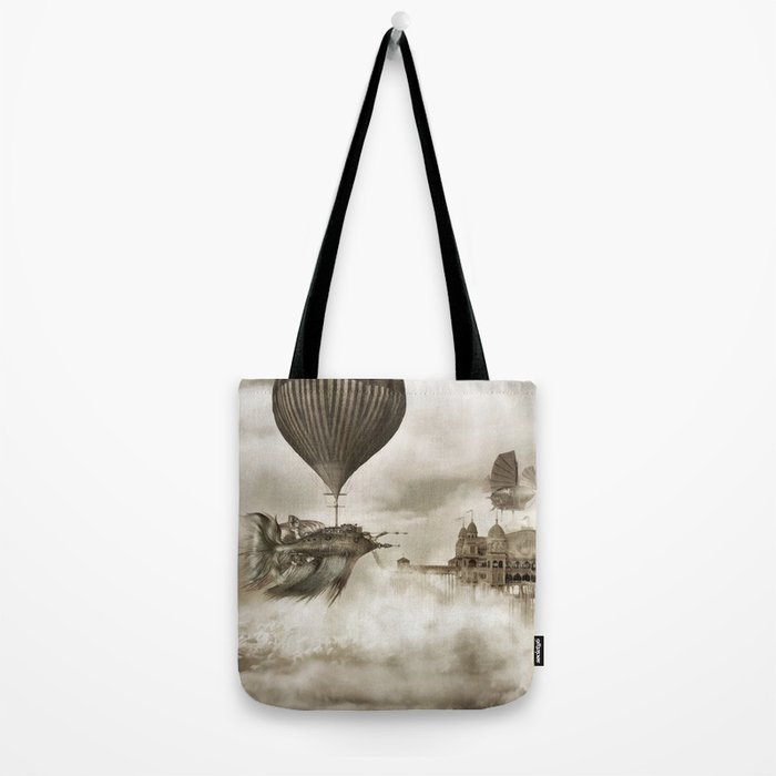 The Far Pavilions Tote Bag