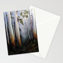 GUMTREES AFTER THE RAIN Stationery Cards