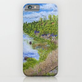 Chinon France iPhone Case